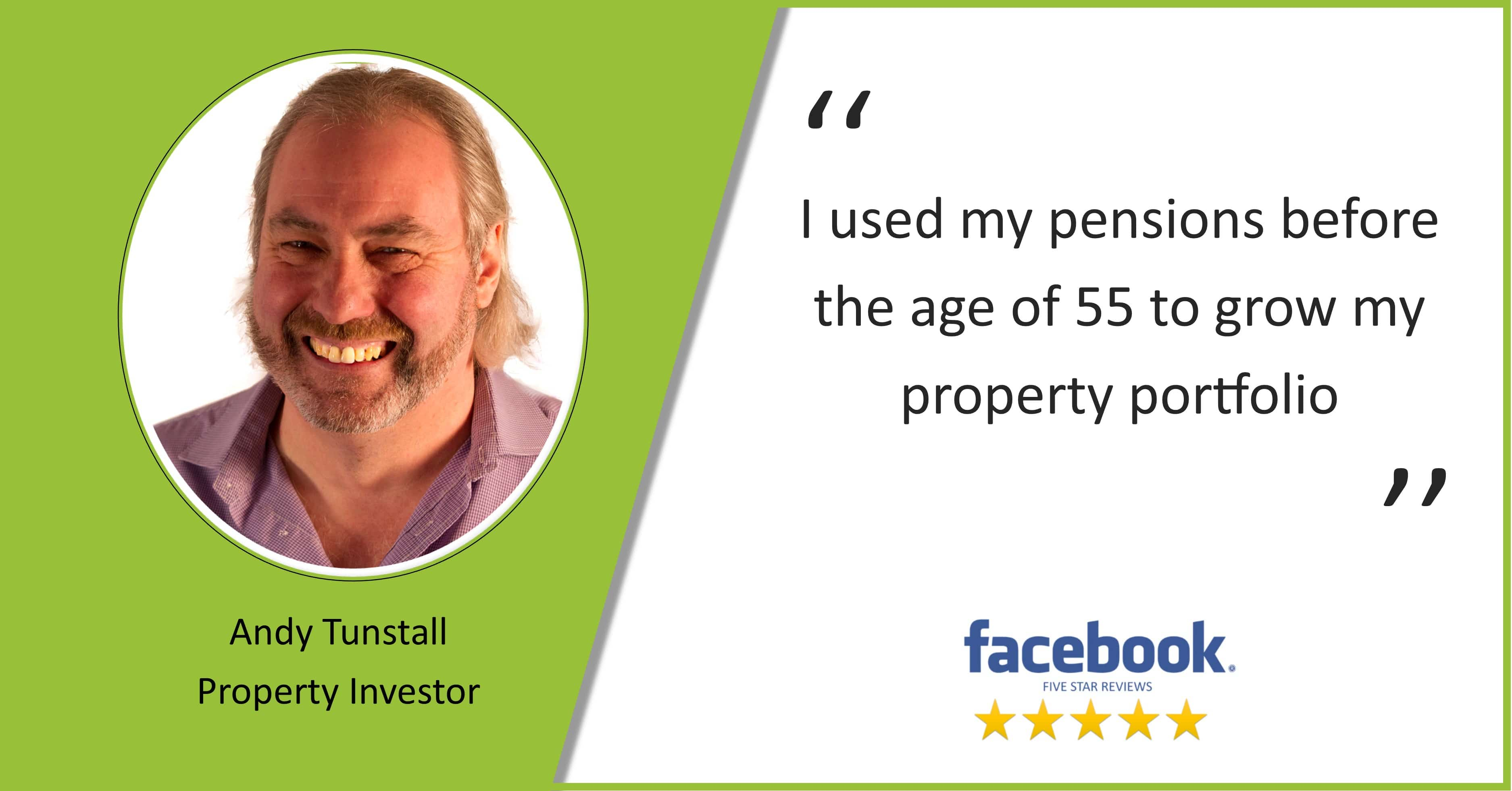 Using my SSAS Pension to grow my property business