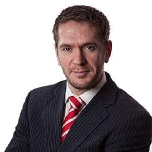 Gareth Bertram - Director
