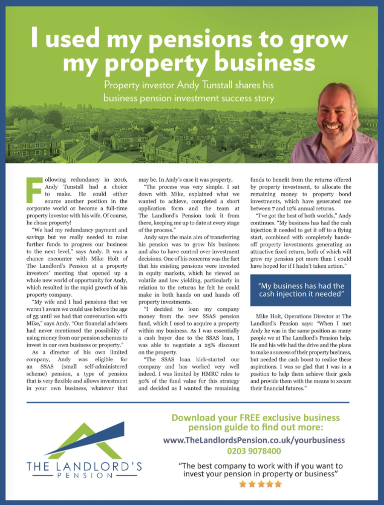 TLP article Your Business