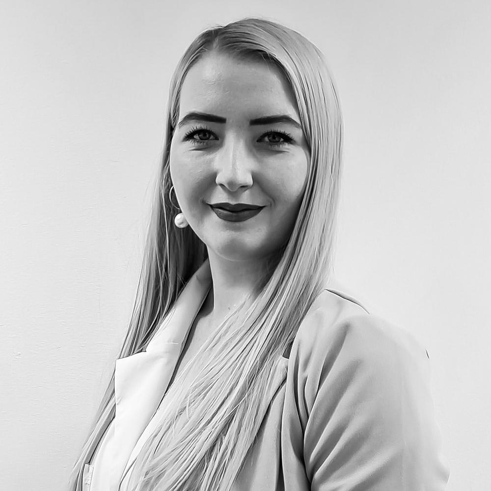 Niamh Griffiths Senior Graphic Designer at TLP