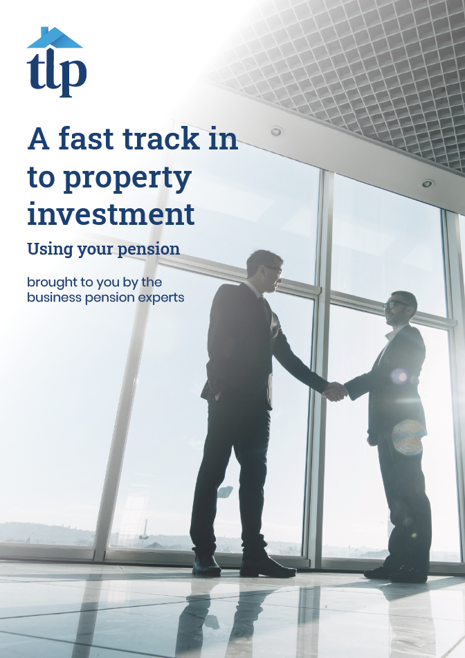 A fast track in to property investment using your pension