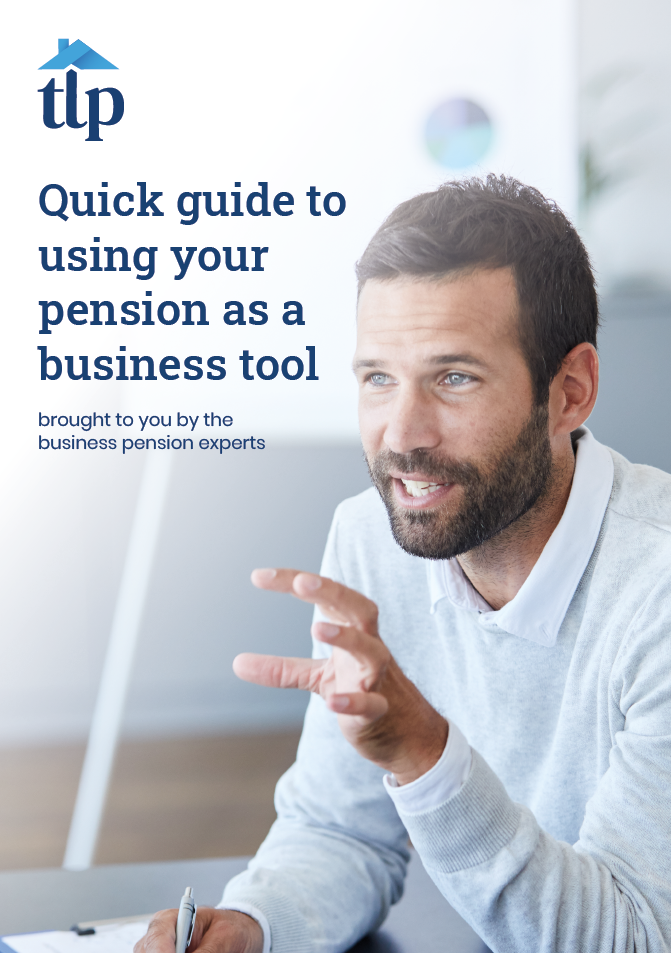Quick guide to using your pension as a business tool