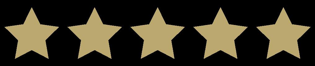 5 gold stars tlp reviews