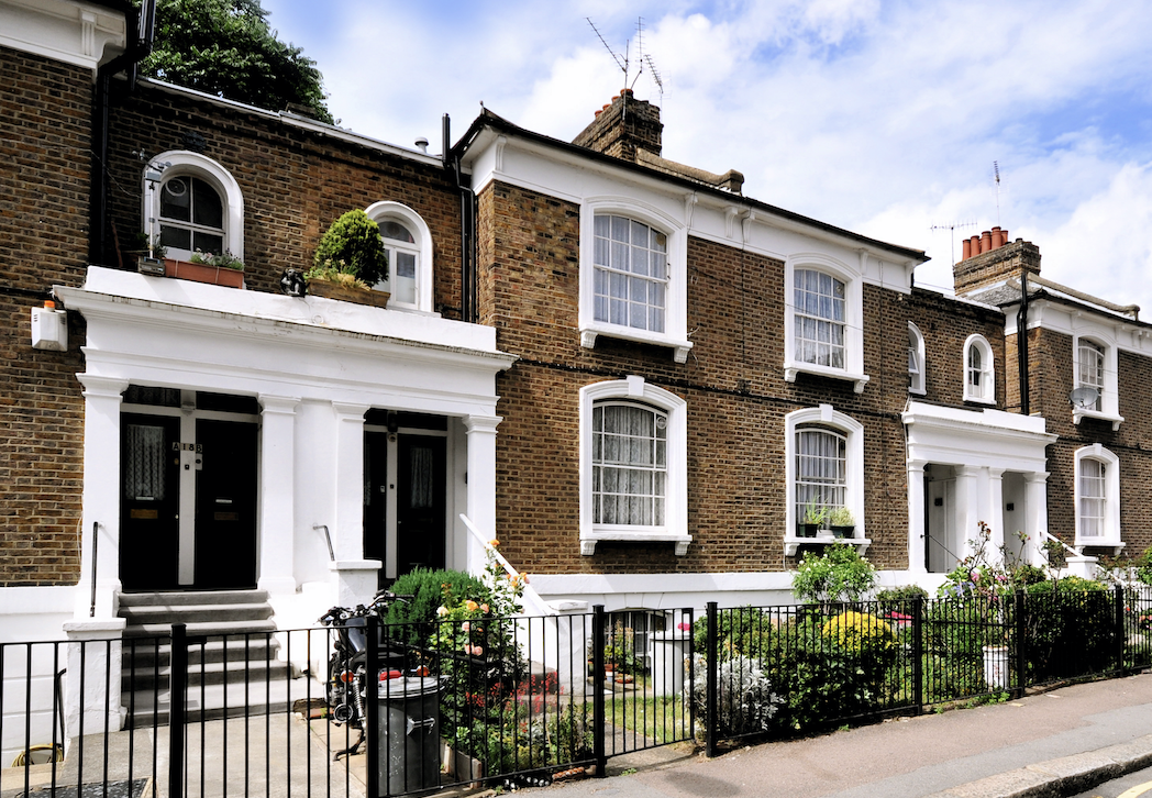 Property houses London