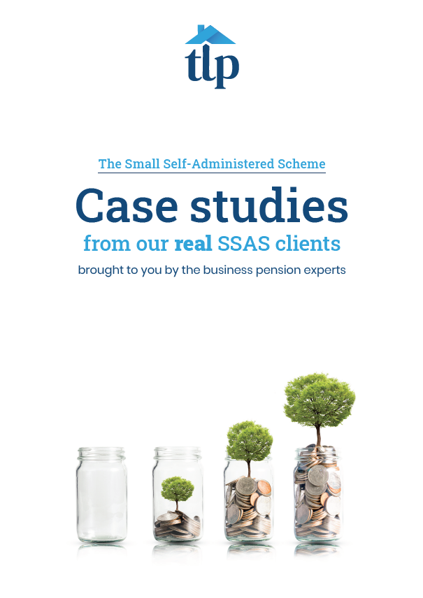 Case Studies from our real SSAS clients e-book front cover