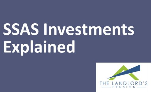 SSAS Investments Explained