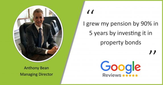 Using Property Bonds to grow my pension