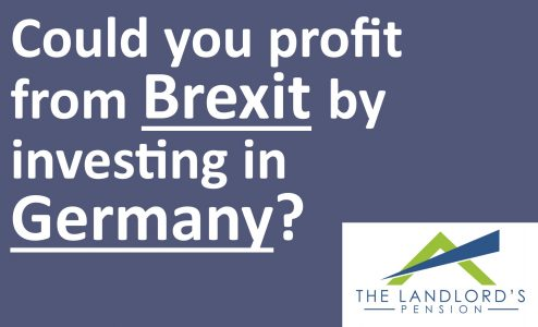 Why Do Pension Funds Invest in German Property